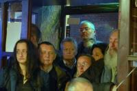 Czas na zmianę. (w ramach cyklu Debata Krakowska)  - marek lasota w krakowskim klubie wtorkowym fot. paweł zechenter13